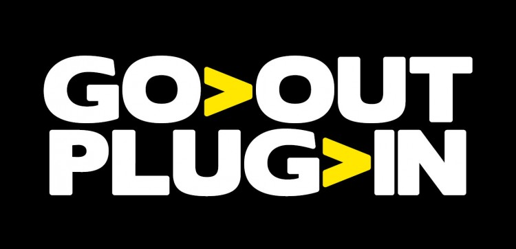 Go out Plug in - logo