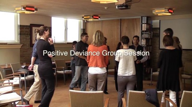 Positive Deviance workshop June 2012